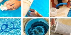 swimming pool cleaning experts